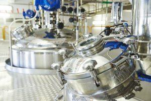 תעשיית פרמצבטיקה וביוטכנולוגיה